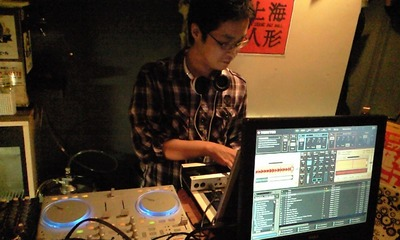 '08,11,1(土)DJ OPTICAL CODE